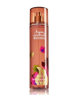 Aspen Caramel Woods Bath and Body Works for women