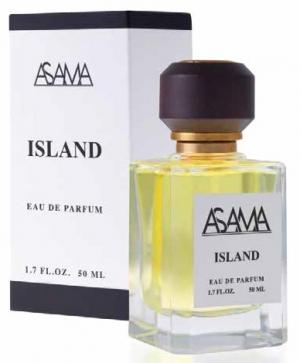 Island ASAMA Perfumes unisex