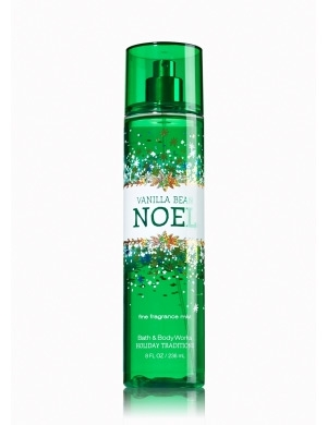 Vanilla Bean Noel Bath and Body Works para Mujeres