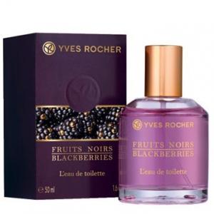 Fruits Noirs Blackberries Yves Rocher for women