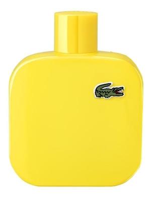 Туалетная вода Eau de Lacoste L.12.12 Yellow (Jaune) Lacoste для мужчин