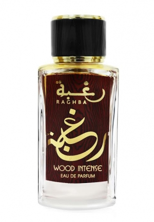 Raghba Wood Intense Lattafa Perfumes для мужчин