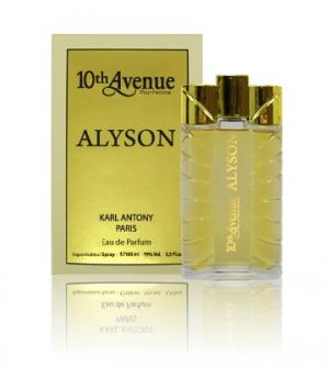 Alyson 10th Avenue Karl Antony de dama