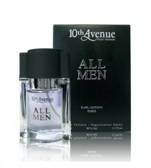 All Men 10th Avenue Karl Antony de barbati