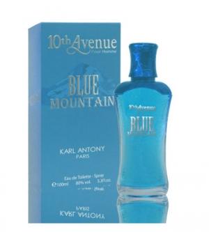 Blue Mountain 10th Avenue Karl Antony de barbati