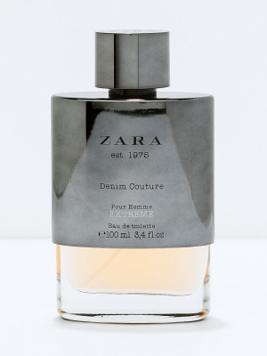 Zara EST 1975 Denim Couture Extreme Zara für Männer