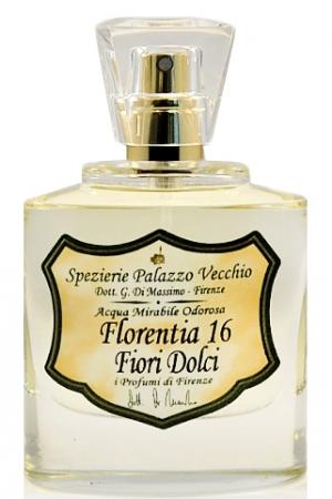 Florentia 16 Dolci Fiori I Profumi di Firenze Feminino