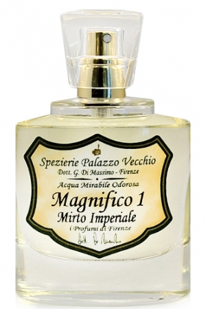 Magnifico I: Mirto Imperiale I Profumi di Firenze unisex