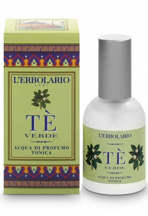 Te Verde (Green Tea) L`Erbolario dla kobiet i mężczyzn