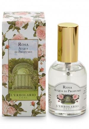 Rosa L`Erbolario de dama