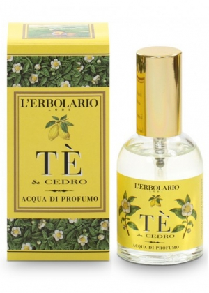 Tea & Cedar L`Erbolario unisex