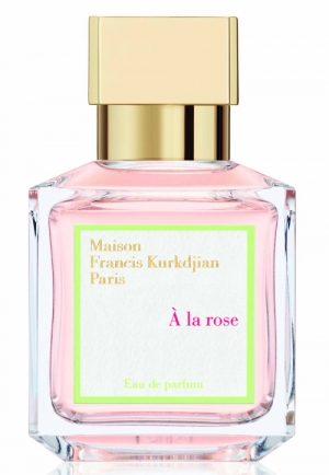 A La Rose Maison Francis Kurkdjian for women