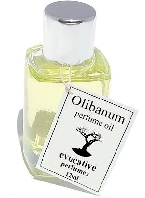 Olibanum Evocative Perfumes za žene i muškarce