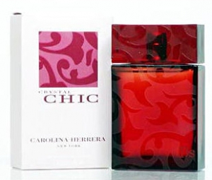 Crystal Chic Carolina Herrera Feminino