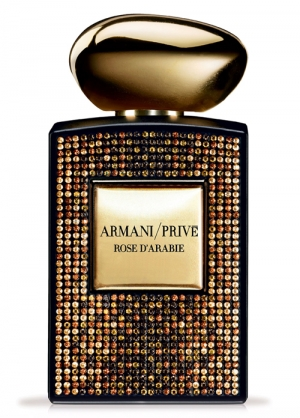Armani Prive Rose d`Arabie Limited Edition Swarovski Giorgio Armani unisex