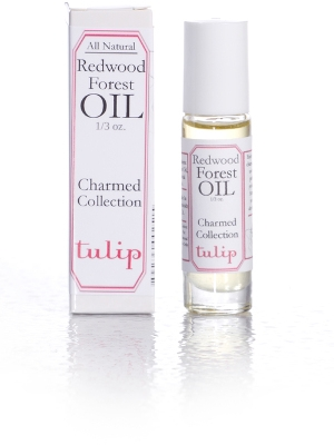 Redwood Forest Oil Tulip unisex