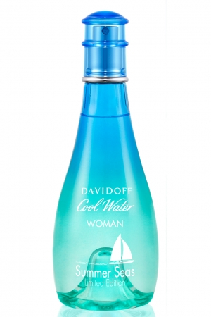 Cool Water Woman Summer Seas Davidoff Feminino