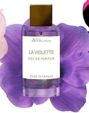 La Violette Au Pays de la Fleur d'Oranger Feminino
