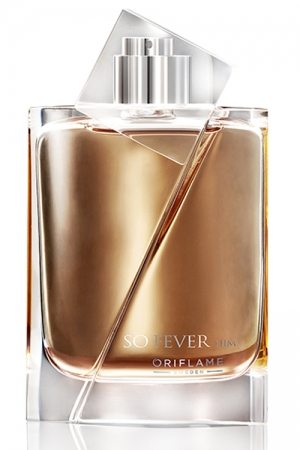 So Fever Him Oriflame לגברים