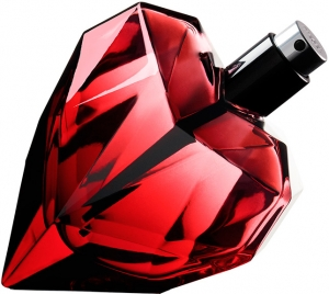 Loverdose Red Kiss  Diesel للنساء