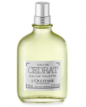 Eau de Cedrat L`Occitane en Provence for men