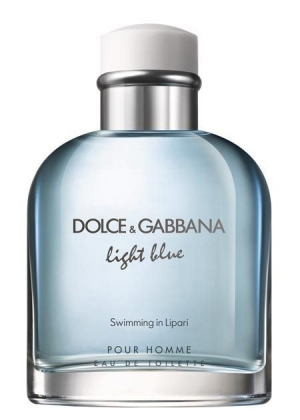 Light Blue Swimming in Lipari di Dolce&Gabbana da uomo