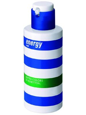 Energy Man Benetton für Männer