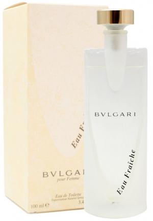 Eau Fraiche Bvlgari for women