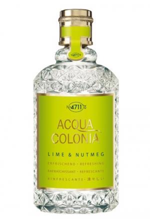 4711 Acqua Colonia Lime & Nutmeg Maurer & Wirtz für Frauen und Männer