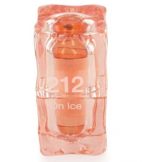 212 on Ice 2005 Carolina Herrera for women