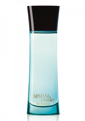 Armani Code Turquoise for Men Giorgio Armani for men
