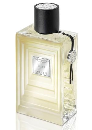 Silver Lalique unisex