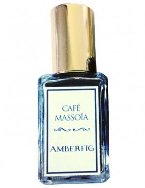 Cafe Massoia Amberfig unisex