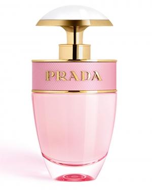 prada candy florale kiss prada perfume a new fragrance. Black Bedroom Furniture Sets. Home Design Ideas