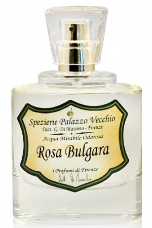 Rosa Bulgara I Profumi di Firenze de dama