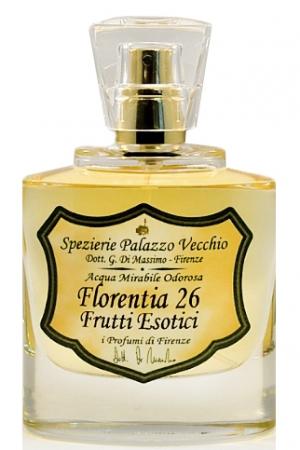 Florentia 26 Frutti Esotici I Profumi di Firenze pour homme et femme