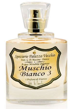 Muschio Bianco 3 I Profumi di Firenze for women and men