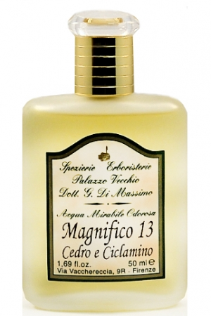 Magnifico 13 Cedro e Ciclamino I Profumi di Firenze for women and men