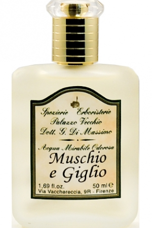Muschio e Giglio I Profumi di Firenze for women and men