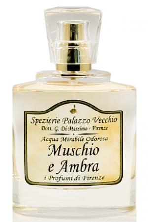 Muschio e Ambra I Profumi di Firenze unisex