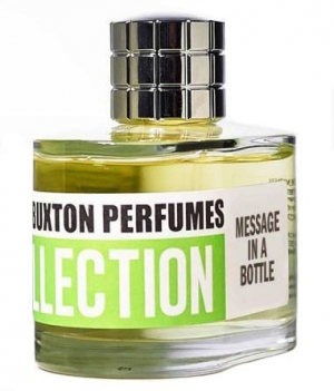 Message in a Bottle Mark Buxton unisex