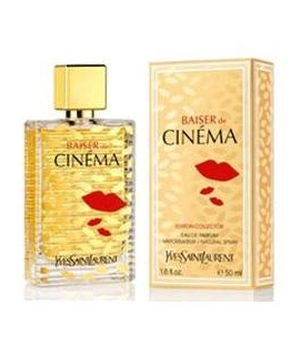 Baiser de Cinema Yves Saint Laurent Feminino