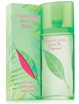Green Tea Tropical Elizabeth Arden para Mujeres