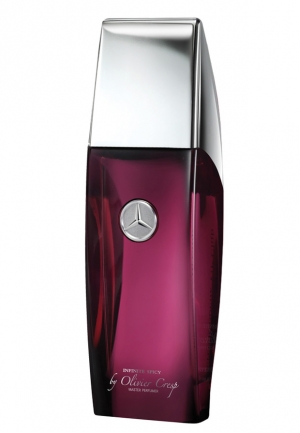 Infinite Spicy by Olivier Cresp Mercedes-Benz for men
