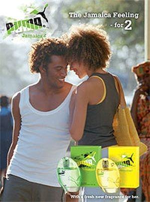 Jamaica ² Woman Puma für Frauen