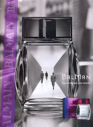 BalMan Pierre Balmain dla mężczyzn