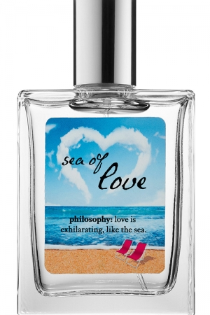 Sea of Love Philosophy para Mujeres