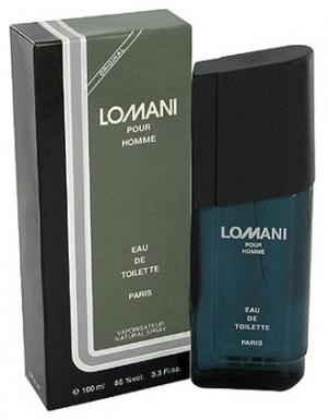 Туалетная вода Lomani pour Homme Lomani для мужчин