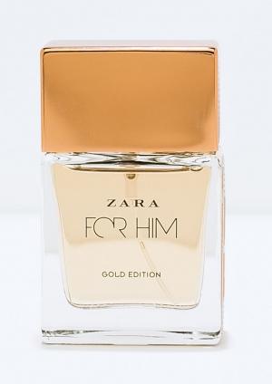 Zara For Him Gold Edition Zara for men