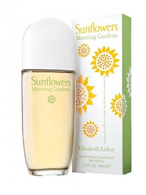 Sunflowers Morning Gardens Elizabeth Arden for women